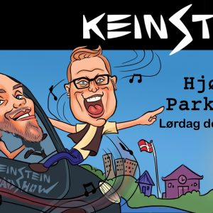 Keinstein i Hjørring - 18. april 2020 FB