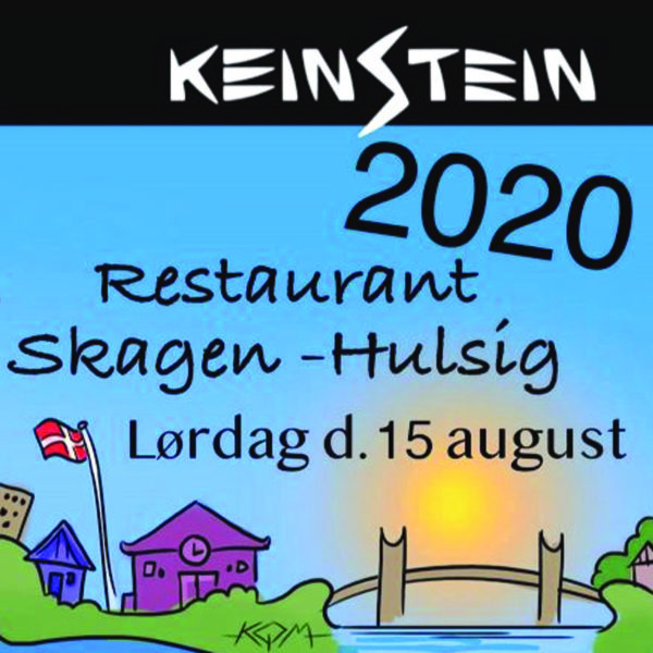 Keinstein i Hulsig - 15. august 2020 Nordisk Event