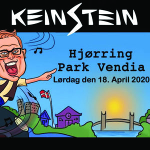 Keinstein i Hjørring - 18. april 2020 Nordisk Event